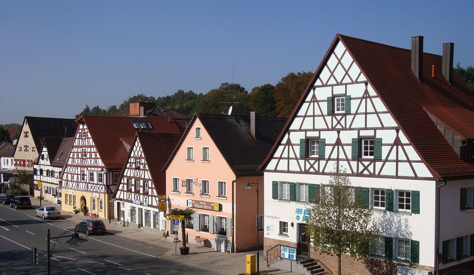 Wetter Rückersdorf